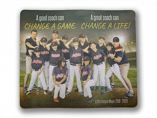 Mouse Pad Coach Gift